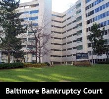 Baltimore Bankruptcy Court
